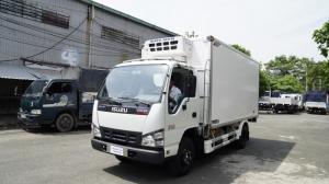 Bán Xe tải đông lạnh isuzu, xe 1t4, 1t9, 2 tấn