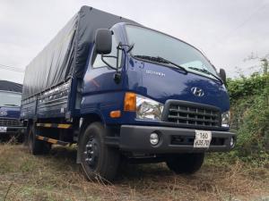 Xe Tải 8 Tấn Cà Vẹt Hyundai Thùng 5m