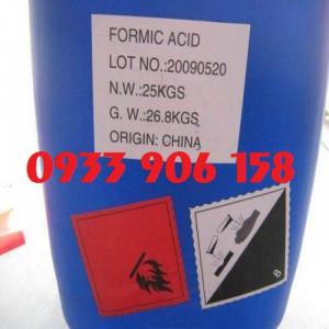 Bán Axít Formic giá rẻ-Nơi bán acid formic giá sỉ