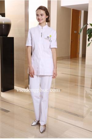 Xưởng may đồng phục áo blouse bệnh viện cho y bác sĩ