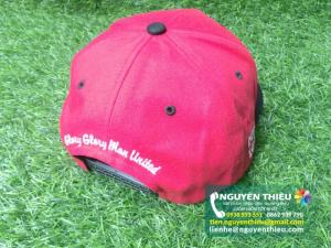 Xưởng sản xuất mũ nón lưỡi trai, sản xuất mũ nón quảng cáo