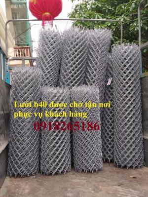 Lưới b40 mạ kẽm tại Hà Nội