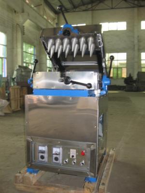 Máy làm vỏ ốc quế công nghiệp