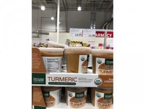 Tinh bột nghệ Turmeric - Tinh chất bột nghệ hữu cơ Feel Good USDA