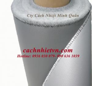 Vải silicone cốt thuỷ tinh