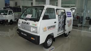 Suzuki Van 490kg, Chạy giờ cấm tải, 10/4 Tăng 6%
