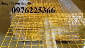 Nơi cung cấp lưới thép hàng rào sơn tĩnh điện giá rẻ