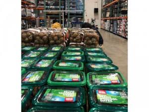 Chà là sấy khô California Organic Medjool Dates 907g - Chà là Medjool