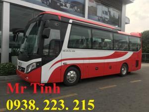 Bán Xe Khách Bầu Hơi Thaco-U con29-34 Chỗ-Thaco Meadow Tb85S E4-Thaco Town Tb85S