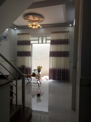 Bán nhà đường Vườn Lài phường An Phú Đông, Quận 12 đúc một trệt, một lầu