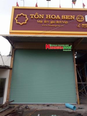 Sửa cửa cuốn Bình Tân - Sửa cửa cuốn quận Bình Tân