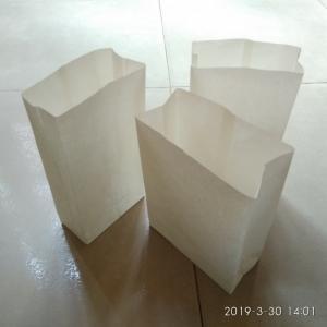 Túi giấy đựng gà rán, túi giấy gói bánh mì, túi giấy trắng an toàn vệ sinh thực phẩm