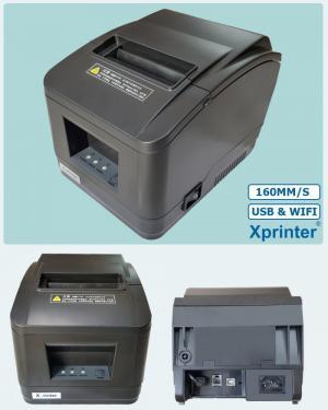 Máy In Hóa Đơn Wifi Xprinter N160I