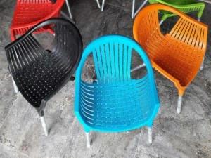 Thanh lý ghế nhựa cafe giá rẻ