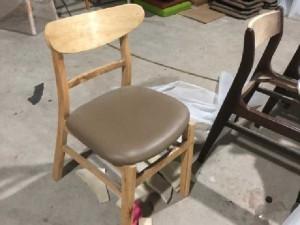 Ghế gỗ cafe thanh