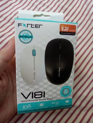 Mouse không dây Forter V181 - Chuột ko dây Forter V181