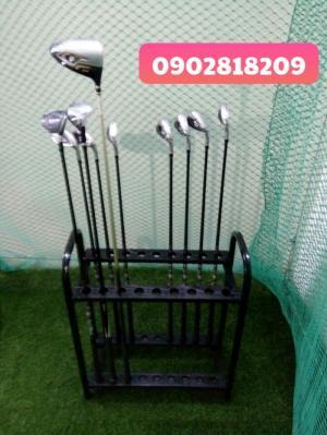 Combo phòng tập golf mini tại nhà