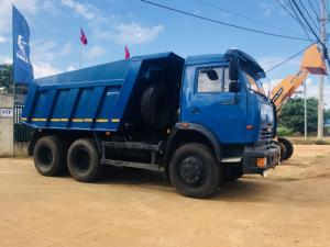 Ben Kamaz 15 tấn | Kamaz 65115 (6x4) Vát &...