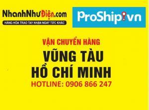 Chành xe chuyển hàng Hồ Chí Minh - Vũng Tàu và ngược lại