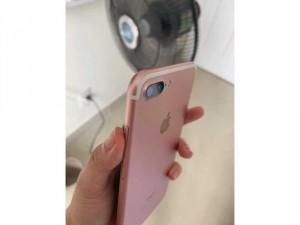 Iphone 7plus hồng 32gb