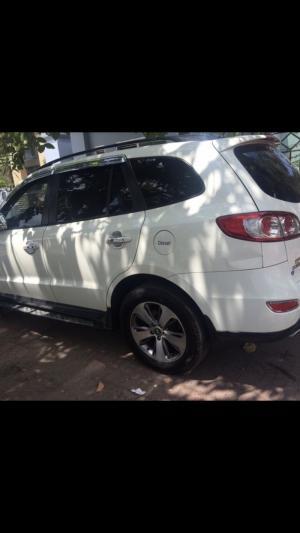 Bán Hyundai Santafe Crdi 2.0AT máy dầu số tự...