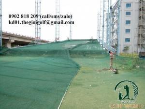 Nhận sửa lưới sân tập golf uy tín giá tốt