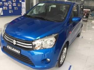 Suzuki Celerio chương trình ưu đãi tháng