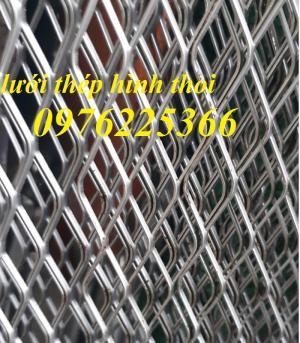 Lưới thép hình thoi,lưới mắt cáo