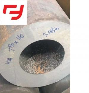 Nhà máy sx ống đúc hợp kim cán nóng phi to
