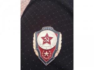 Huy hiệu búa liềm Liên Xô cũ