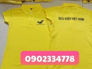 Áo thun đồng phục vnpost bưu điện Việt n