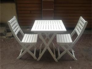 Bàn ghế gổ cafe giá rẻ tại xưởng sản xuất HGH 1129