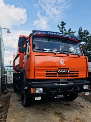 Ben Kamaz 15 tấn thùng vuông | Kamaz 65115...