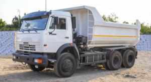 Kamaz 65115 Euro3 thùng vuông | Ben Kamaz 15 tấn thùng vuông 2016