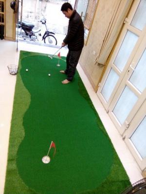 Thảm gạt golf mini