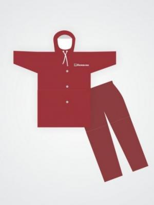 In logo lên áo mưa quà tặng theo yêu cầu