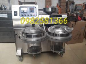 máy ép dầu thực vật công suất 12-15kg/h