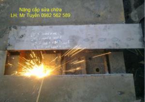Dịch vụ sửa chữa cơ khí bàn cân điện tử - Cân Chi Anh
