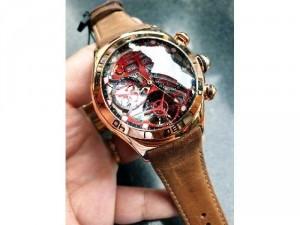 Đồng hồ nam REEF TIGER RGA703 rose gold