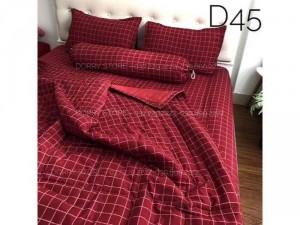 Sét cotton đũi hè giá rẻ kích thước giường m6x2m.