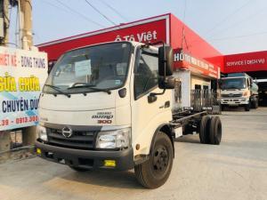 Xe tải HINO 300 thùng 4M5