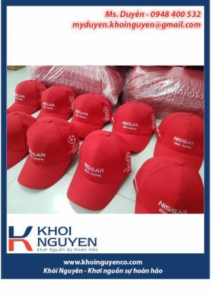 Khôi Nguyên chuyên sản xuất nón kết, nón tai bèo, đồng phục