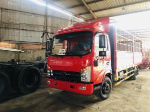 Xe tải VEAM thùng mui bạc