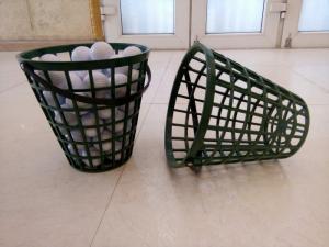 Rổ đựng banh golf bằng nhựa