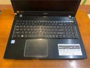 Acer E5-575 i5-7200u 8g-1tb FHD đẹp zin tem FPT