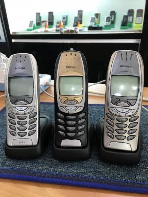 Nokia 6310i nguyên zin chính hãng  tặng dock zin theo máy