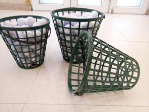 Rổ đựng bóng golf bằng nhựa