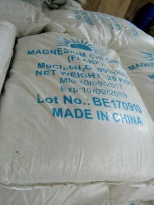 Cung cấp Magnesium sulfat
