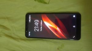 Điện thoại opp F7 (mới mua)hàng xách tay đã qua sử dụng