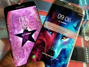 Galaxy S7 edges 2 SIM Bản 64gb siêu rẻ